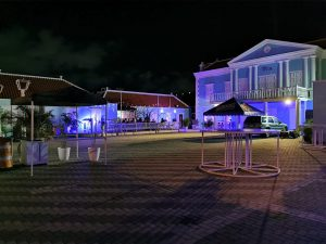 Villa Royal Evenementen centrum Willemstad Curacao