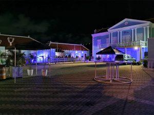 Villa Royal Evenementen centrum Willemstad Curacao