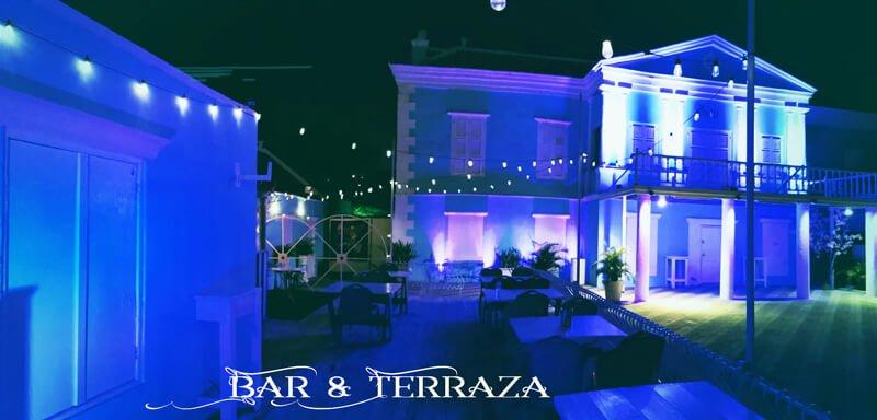 Bar Terras Feestlocatie op Curacao