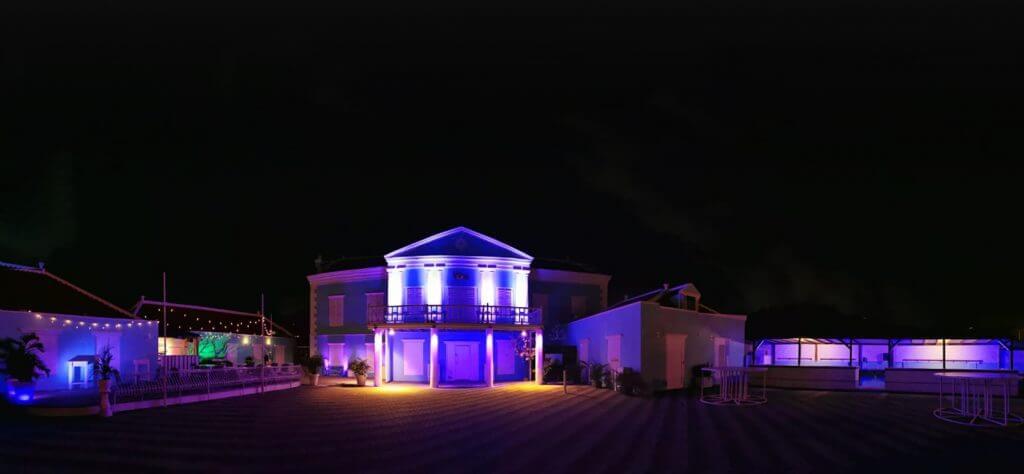 Evenementen locatie Curacao Villa Royal