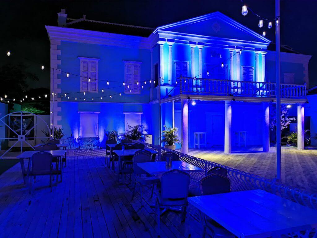 Event venue Curacao - Villa Royal